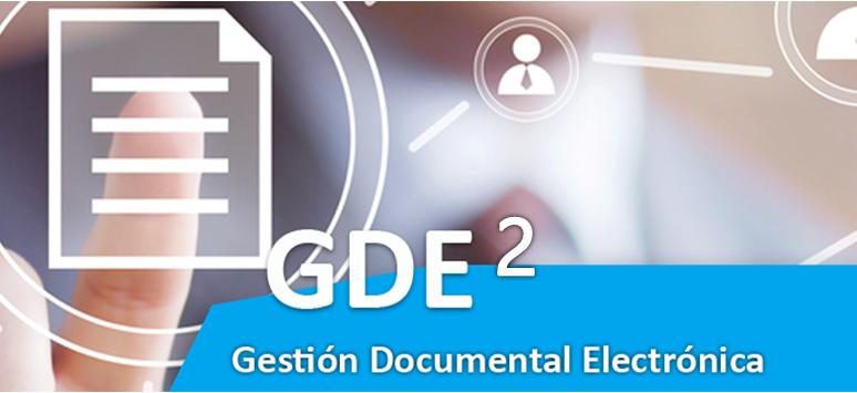 GESTIÓN DOCUMENTAL ELECTRÓNICA 2 Dirigido exclusivamente a Funcionarios y Empleados de la Municipalidad de La Rioja que aprobaron GDE1